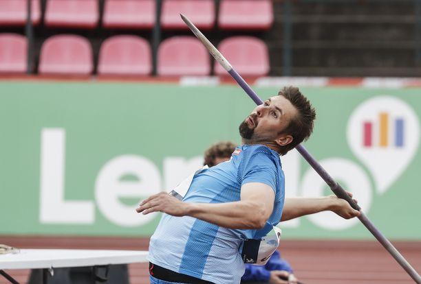 Heittikö Antti Ruuskanen kilpaa viimeisen kerran Tampereella 6. syyskuuta?