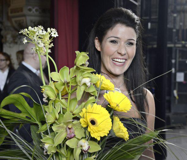 Maria Drockila voitti julkkis-Diilin vuonna 2013.