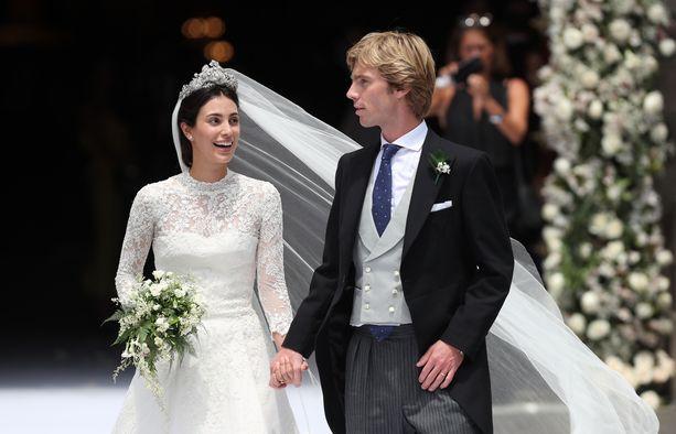 Hannoverin prinssi Christian ja Alessandra de Osma ovat saaneet kaksoset.