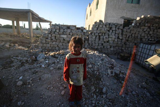 Lahjoittaja sanoo, että uutisia esimerkiksi Syyrian tilanteesta oli mahdoton välillä katsoa.