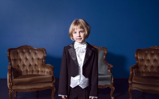 Talent Suomi: 8-vuotias oopperaa laulava Veronika saa tuomariston suut loksahtamaan auki - sitten huomio kiinnittyy Jorma Uotisen ilmeeseen