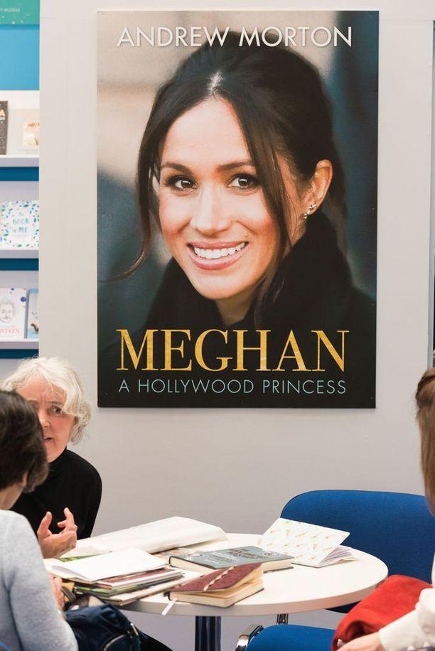 Meghanista kertova A Hollywood Princess -kirja ilmestyi tänä keväänä.