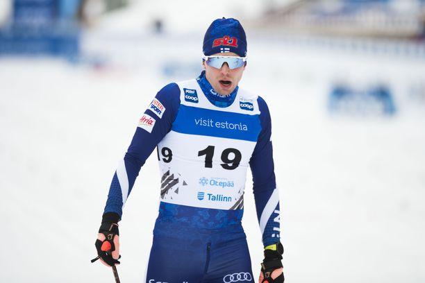 Martti Jylhä ei mahtunut edes MM-kisaryhmään.
