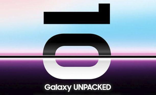 Samsungin julkistustilaisuus on 20. helmikuuta.
