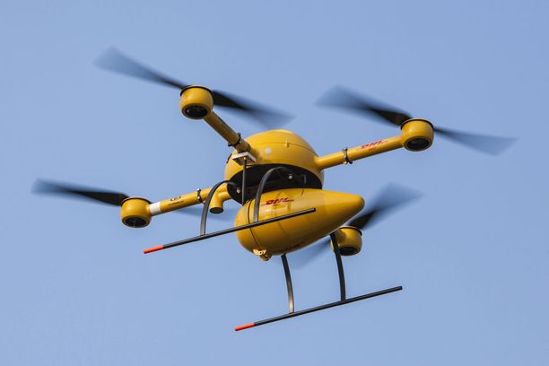 Kauko-ohjattavat kuvauskopterit ovat yleistyneet viime vuosina.