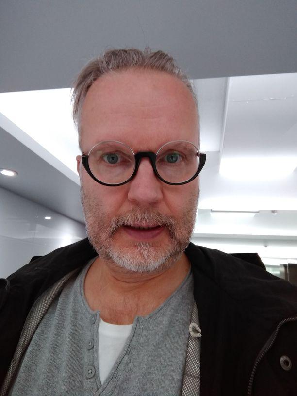 Toimittaja Sami Lotila kasvoi samalla alueella kuin Matti Nykänen.