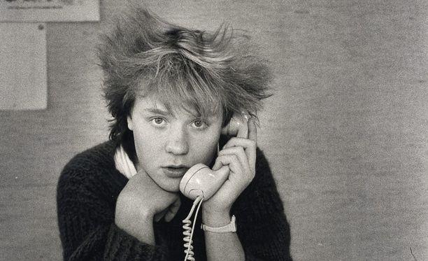 Vielä vuonna 1985 Jussi Hakulinen oli Yö-yhtyeen jäsen.