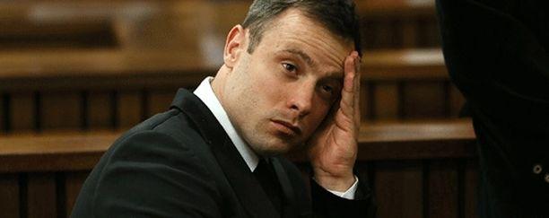 Oscar Pistorius odottaa yhä tuomiotaan.