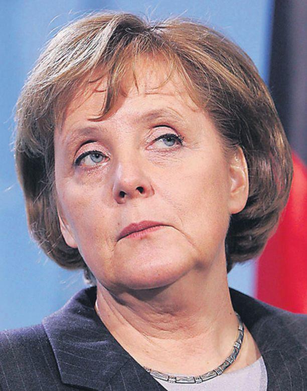Liittokansleri Angela Merkel on saanut saksalaiset viimein luottamaan omaan maahansa. Vaikutus tuntuu meilläkin.