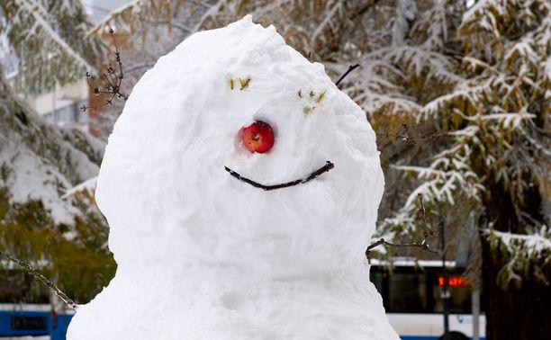 Lumiukkokelit eivät ole toistaiseksi saavuttaneet eteläistä Suomea. Kuvituskuva.