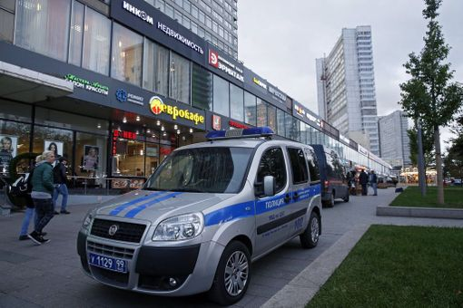 Echo Moskvyn toimitukseen hyökättiin maanantaina.