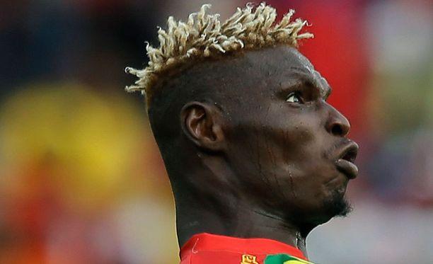 Aristide Bance oli HJK:ssa pettymys, eikä paljon paremmin kulje maajoukkueessakaan.
