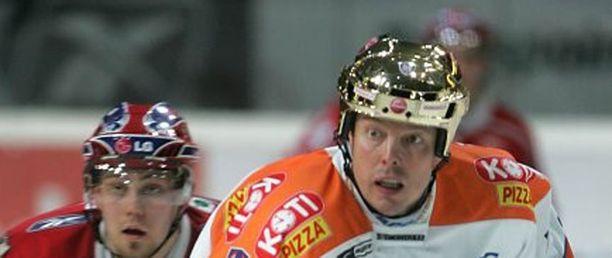 Janne Ojasella on kolme Suomen mestaruutta.