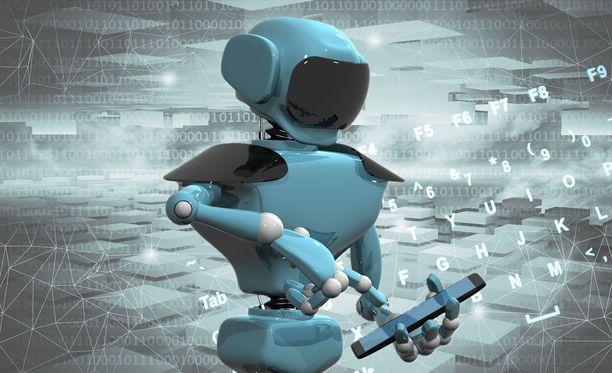 Robottisoittajat ovat yleisiä Yhdysvalloissa. Kuvituskuva.