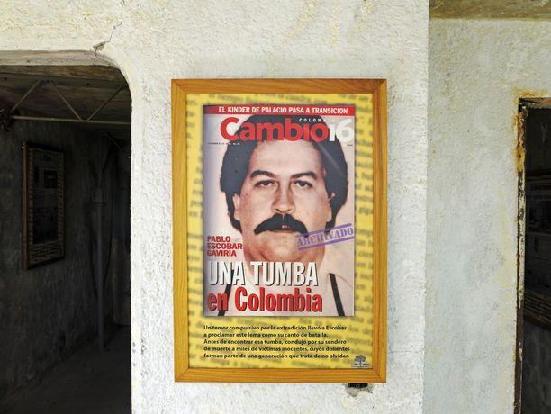 Pablo Escobarin omaisuuden arvioidaan enimmillään olleen jopa 30 miljardia dollaria.