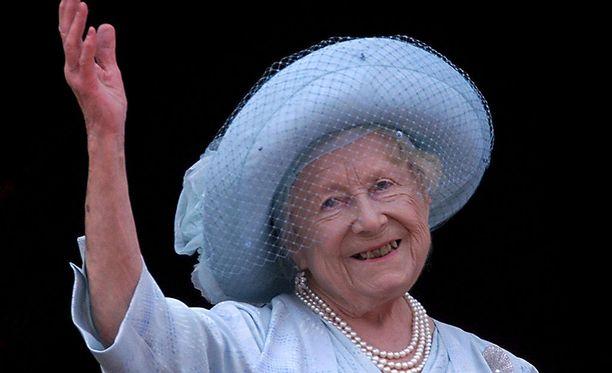 Kuningataräiti Elisabet oli hovin rakastettu jäsen.