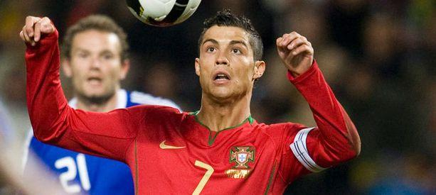 Cristiano Ronaldo on yhä arvokkain pelaava futari.