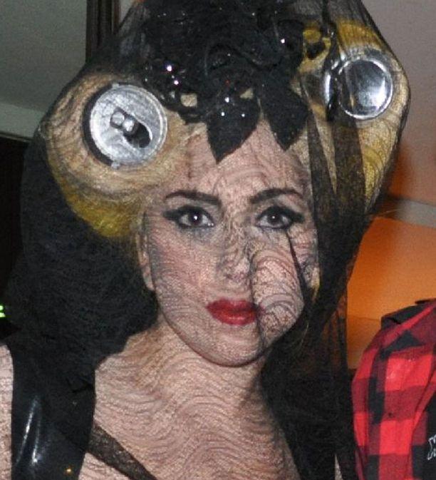 Lady Gagalla on seksin suhteen outo pelko.