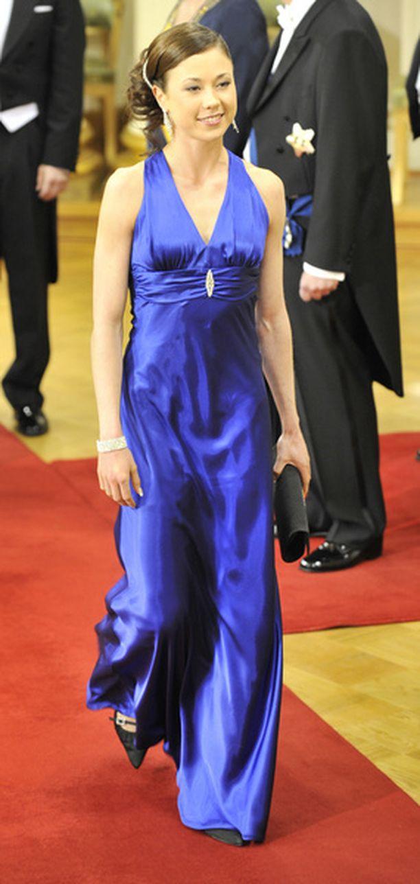 Laura Lepistö voitti EM-kultaa.