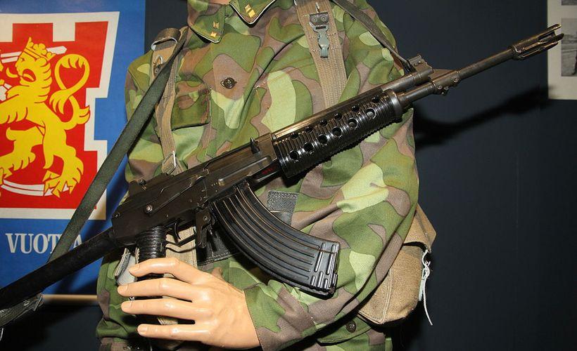 Asiantuntija: Vihdin poliisisurmassa käytetty ase oli todennäköisesti puolustusvoimilta anastettu