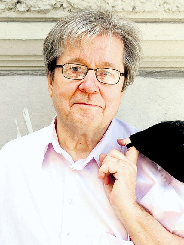 YSTÄVÄ Markku Veijalainen järkyttyi ystävänsä poismenosta. – Jyrki oli hauska, upea persoona.