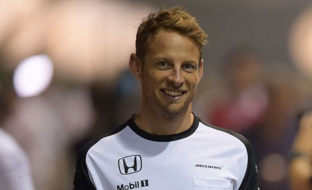 Jenson Button voitti Brawnilla maailmanmestaruuden vuonna 2009.