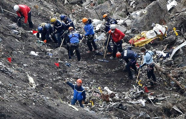 Germanwingsin Airbus A320 tuhoutui täysin maaliskuisessa maahansyöksyssä.