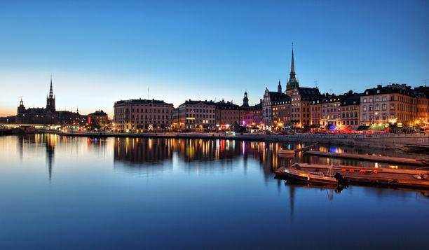 Tukholma vetää puoleensa ruotsinkielisiä suomalaisia.