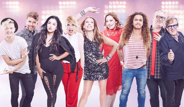 Tähdet, tähdet on MTV:n musiikkiohjelma.