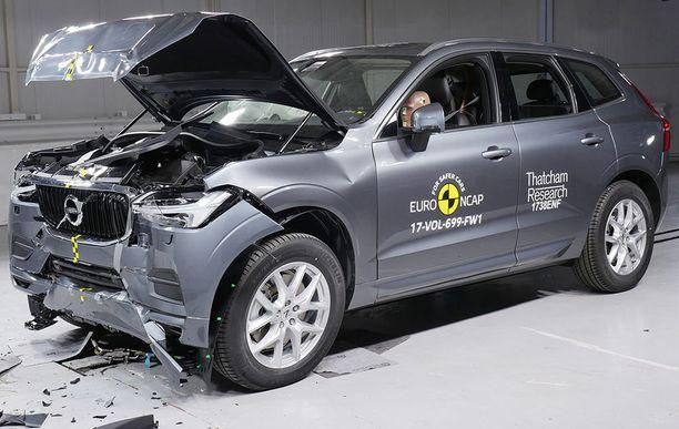 Viime vuoden parhaat pisteet saavutti uusi Volvo XC60.