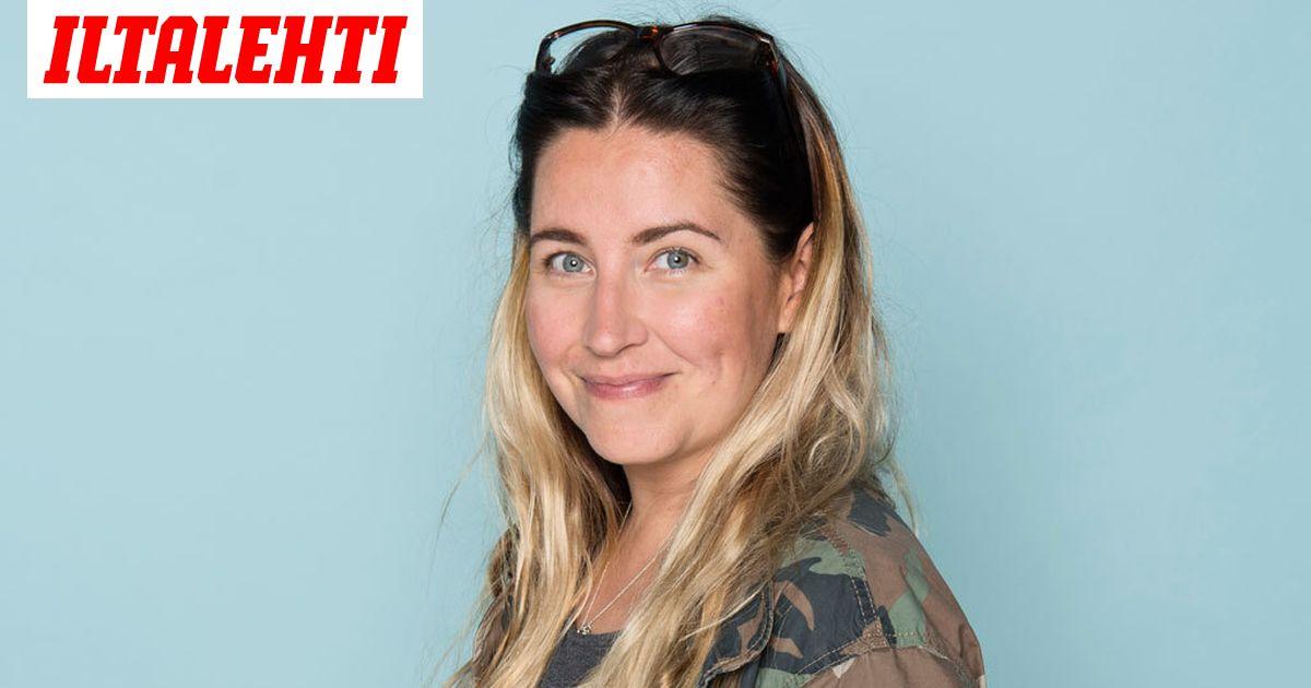 Jenni Pääskysaari Raskaus 2021
