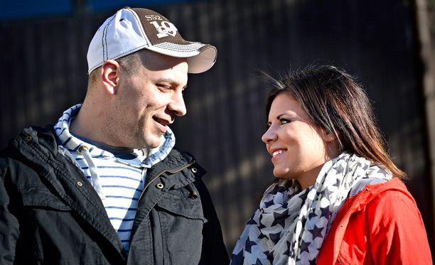 Tuomas ja Heidi löysivät toisensa Maajussille morsian -ohjelman seitsemännellä tuotantokaudella.