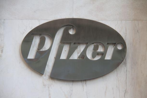 Lääkeyhtiö Phizer kertoi koronarokotteen tutkimustuloksista maanantaina. Yhtiön pääkonttori sijaitsee New Yorkissa Yhdysvalloissa.