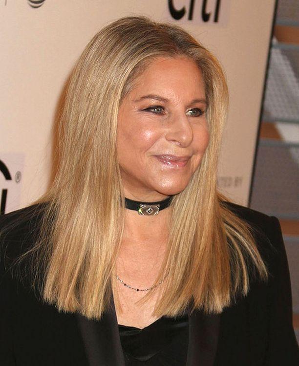 Barbra Streisand notaarasi fanikirjeen 47 vuotta sen kirjoittamisen jälkeen.