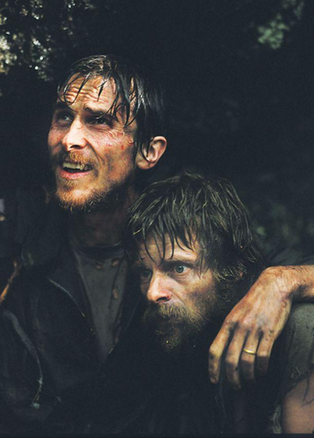 Christian Bale ja Steve Zahn laihduttivat hurjasti roolisuorituksiaan varten.