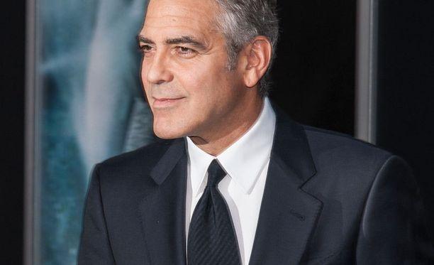 George Clooneylla ei ole lapsia.