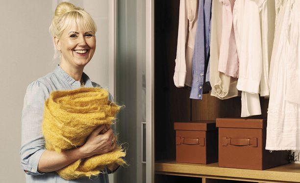 Kodinhoidossa ei vain pidetä kotia puhtaana vaan myös helpotetaan asiakkaan elämää hänen toiveidensa mukaan.