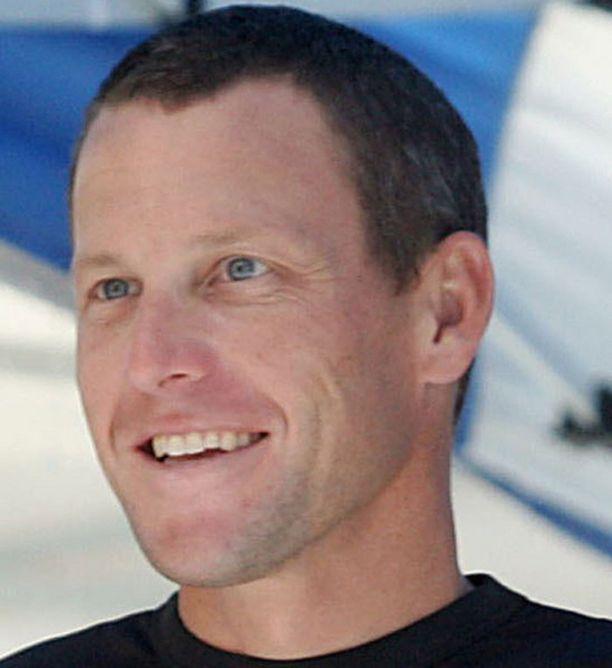 Lance Armstrong osallistuu kolmannen kerran maratonille.