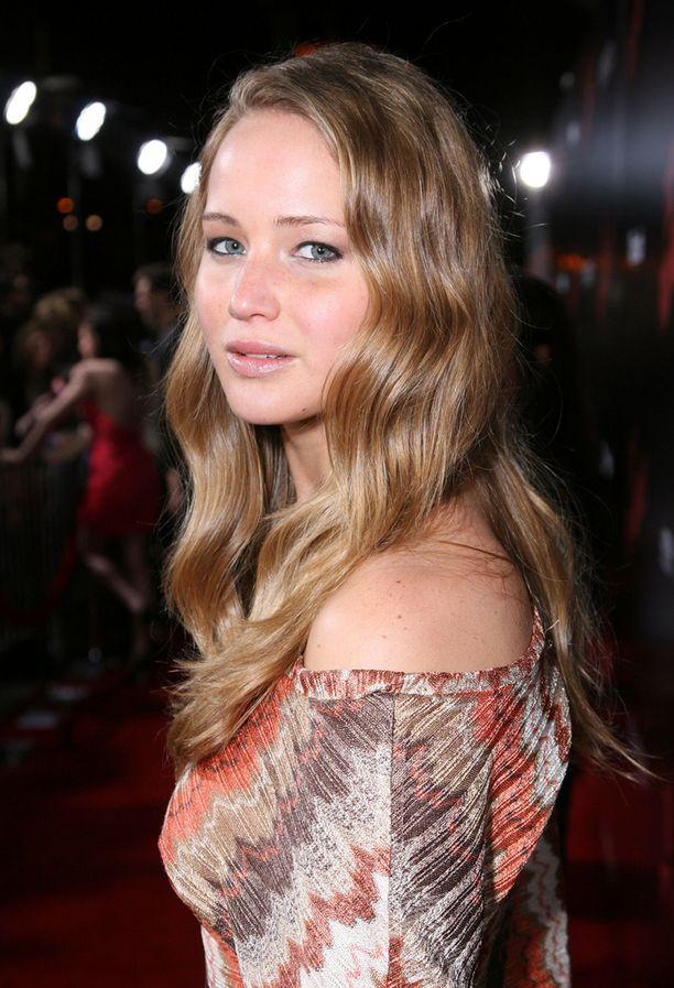 Jennifer Lawrence vuonna 2010.