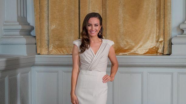 Jaana Pelkonen osallistui viime kaudella Tanssii tähtien kanssa -kisaan.