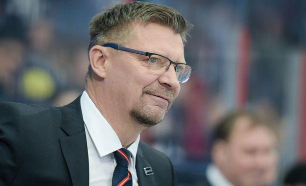 Jukka Jalonen heitti pienen piikin vuoden 2011 maailmanmestareille.