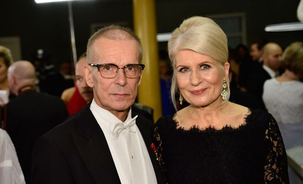 Jukka Puotila Anneli Puotila