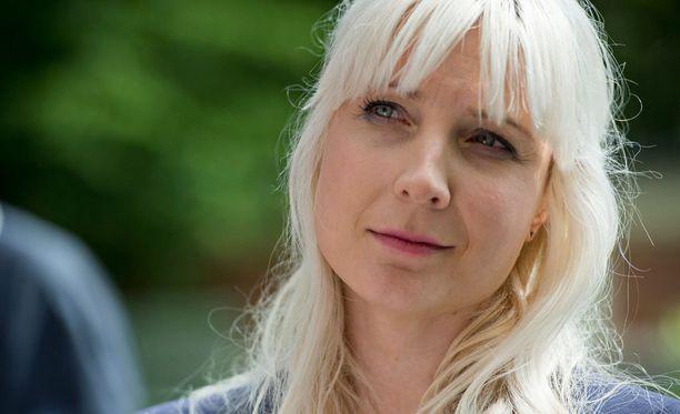 Laura Huhtasaari valittiin reilu viikko sitten perussuomalaisten varapuheenjohtajaksi.