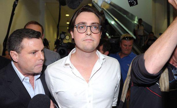 Nick Kelly otti puhemiehen roolin, kun Malesiassa pidätetyt F1-fanit palasivat kotiin.