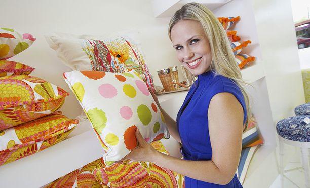 Muotonsa pitäviä tyynyjä voi löytää myös edullisesti.