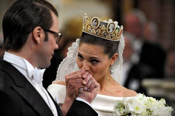 Prinssi Danielin ja kruununprinsessa Victorian avioitumista kesäkuussa 2010 seurasi Suomessakin yli miljoona katsojaa.