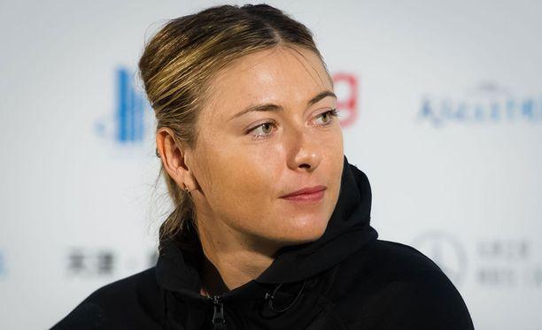Maria Sharapova palasi kentille tänä vuonna sovitettuaan 15 kuukauden dopingrangaistuksensa.