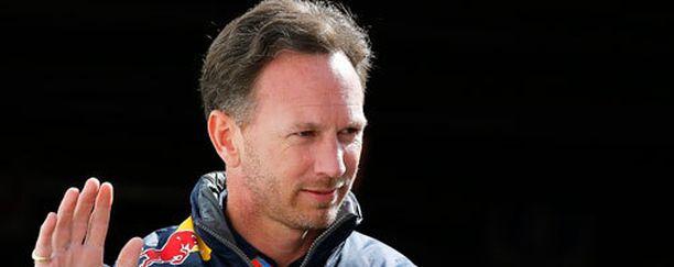 Christian Horner vakuuttaa, että Red Bull on sitoutunut formula ykkösiin.