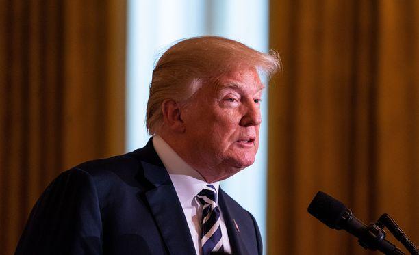 Donald Trump tekee pian historiaa Pohjois-Korean kanssa.