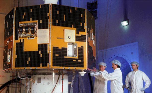 Image ammuttiin radalleen vuonna 2000 ja se katosi tutkijoilta joulukuussa 2005.